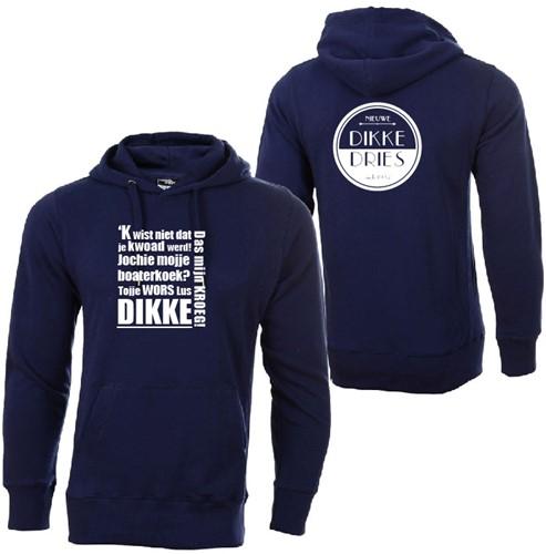 dikke-dries-hoodie-navy-combi